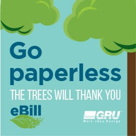 eBill PaperLess Billing Information