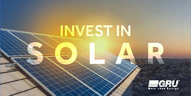GRU > Our Community > Content > Solar Programs